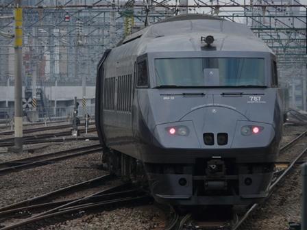 787系特急形電車