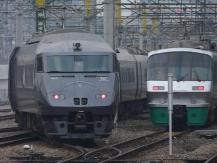 787系特急形電車 & 783系特急形電車 「みどり」