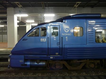 883系特急形電車 「ソニック」