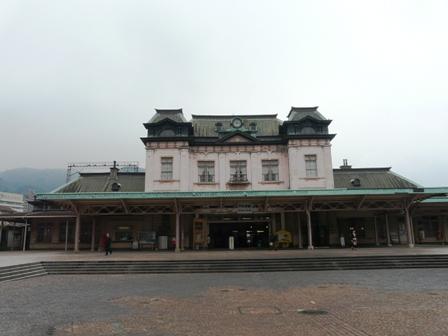 門司港駅・駅舎 1
