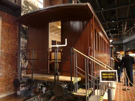 九州鉄道記念館 明治の客車 1