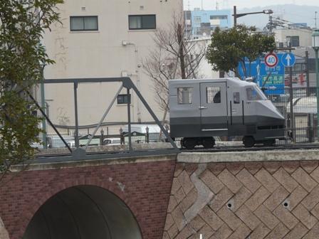 九州鉄道記念館 ミニ鉄道公園 2