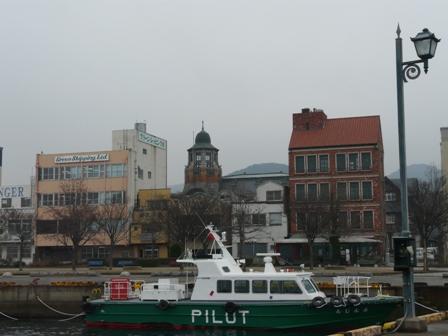 旧大阪商船 1