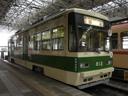 広島電鉄800形電車