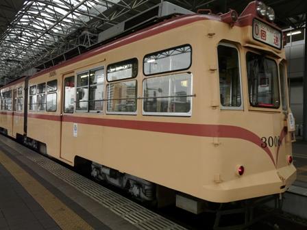 広島電鉄3000形電車