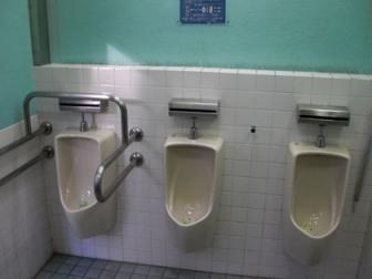 男子専用トイレ