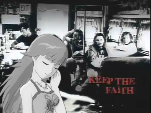 KEEP THE FAITH 美希