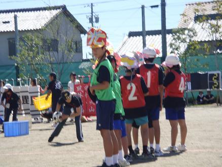 中学部 団体競技