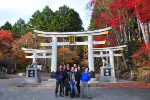 三峯神社にて(2)091101