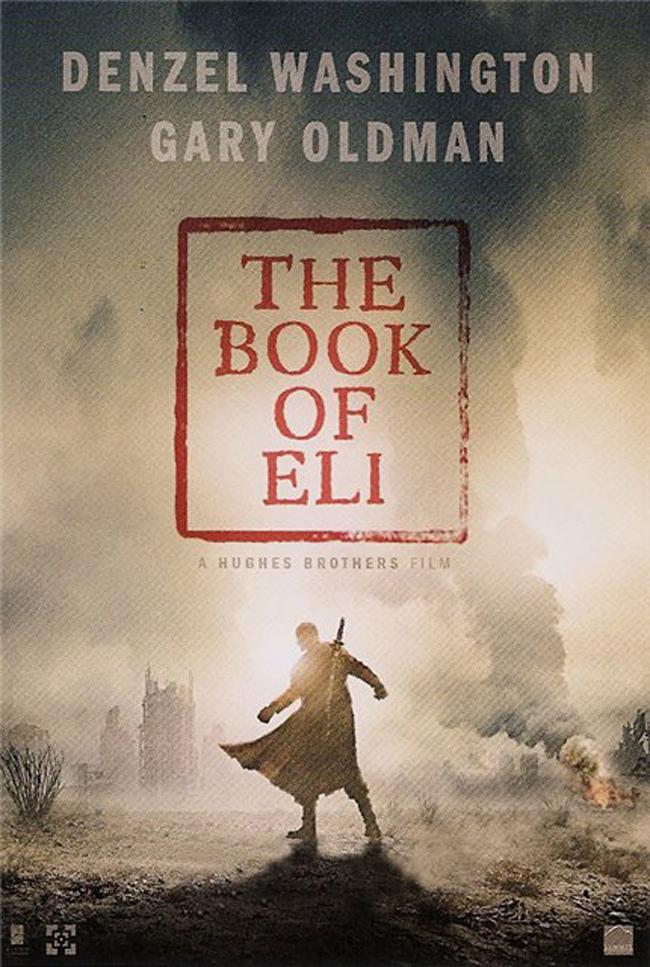 デンゼル・ワシントンとゲイリーオールドマン THE BOOK OF ELI (ザ・ブック・オブ・エリ)