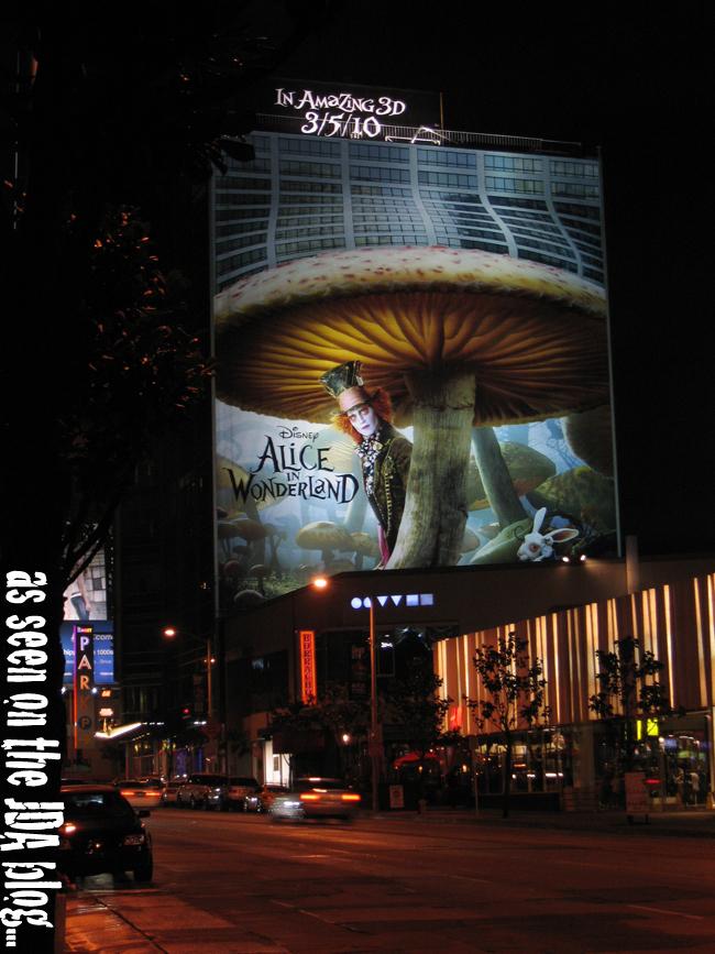アリス ジョニーデップ マッドハッター ベオグラード映画祭 ジョニーデップ  TART OPTICAL タート オプティカル ゴールデングローブ ハリウッド