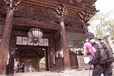長谷寺正門