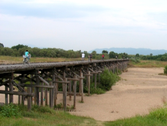 流れ橋 052