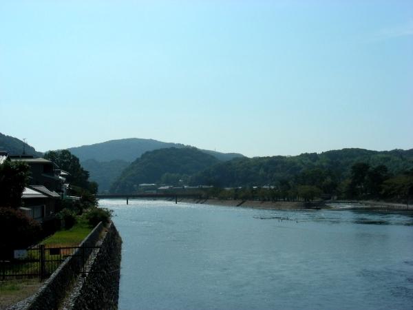 流れ橋 009
