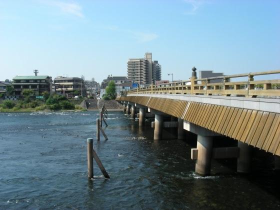 流れ橋 006