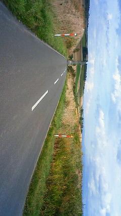ジェットコースターの路H21年10月6日