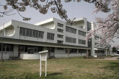 神宮寺小学校 校舎