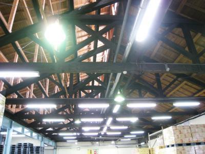 工場内07製品倉庫天井