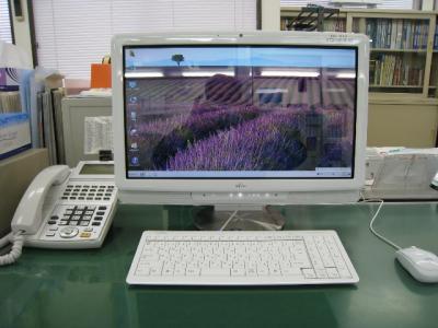 新しいパソコン 001