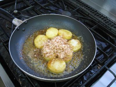 長芋ステーキの作り方③