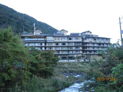 箱根湯本温泉 ホテル河鹿荘さん