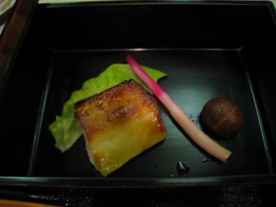 河鹿荘さんの夕食④