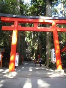 箱根神社さん