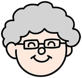 ⑨お婆さん