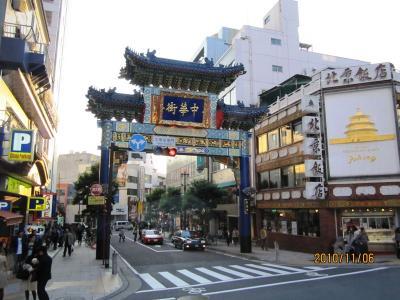 横浜中華街①