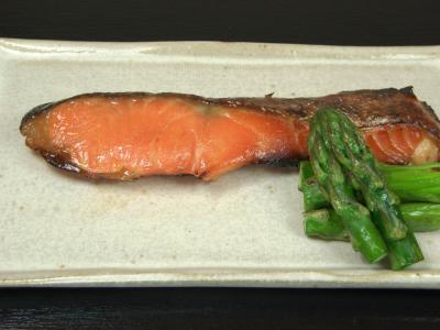 鮭の照り焼き1024×768