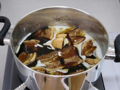 豚の角煮⑤