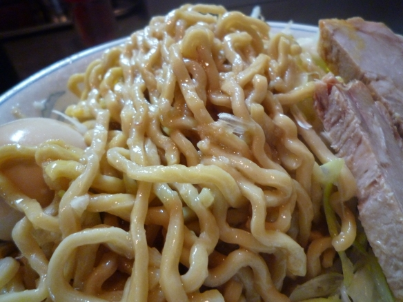 11年6月16日 大蒲田 麺