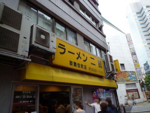 歌舞伎町 11年8月7日