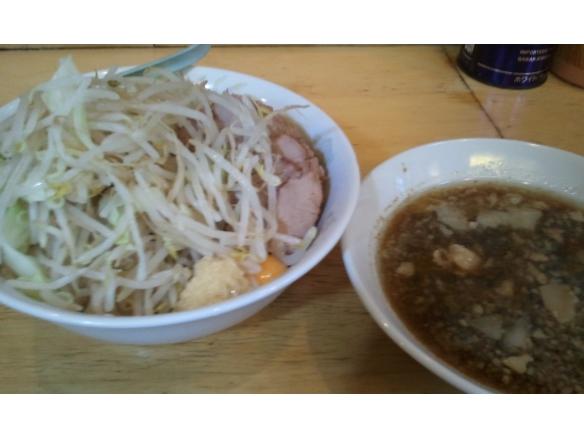11年8月13日 荻窪 つけ麺しょう油 ヤサイニンニク