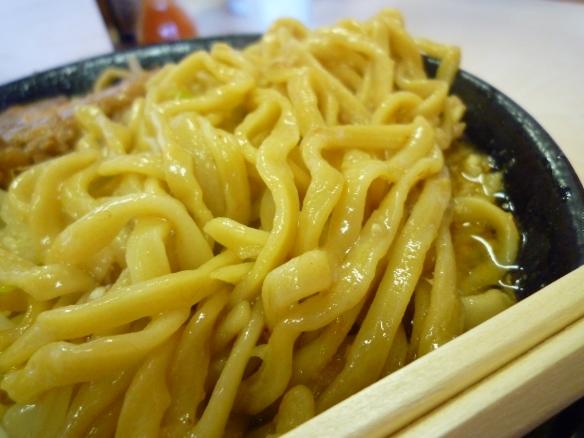 11年9月10日 京成大久保 麺