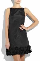 黒ドレス2