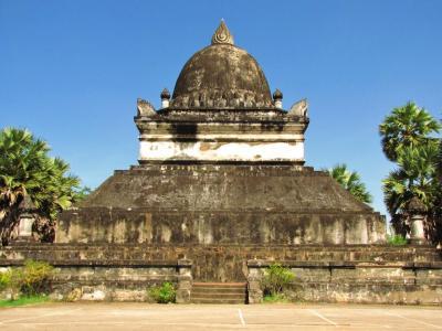 アジアの寺院@ルアンパバーン
