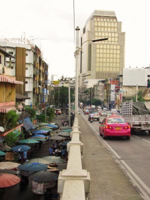 大都会の上と下@バンコク
