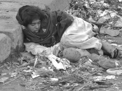 貧しさの現実@クルナ