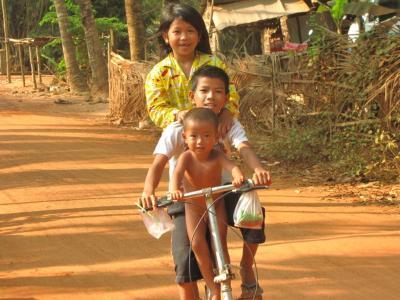 カンボジアの素顔②