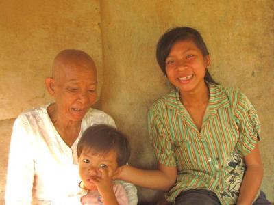 カンボジアの素顔④