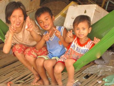カンボジアの素顔③