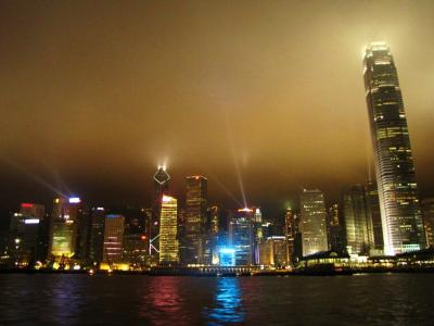 100万ドルの夜景?@香港