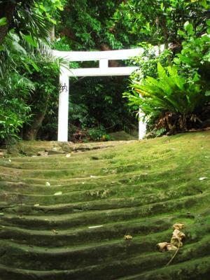 神の住処@鳩間島