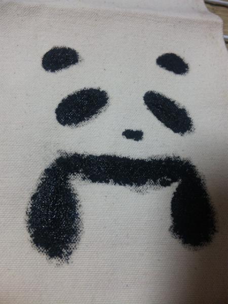 かにゃんパンダ