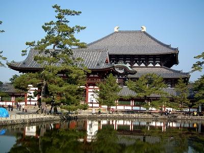 東大寺中心伽藍20111229