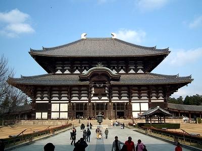 東大寺大仏殿1-20111229