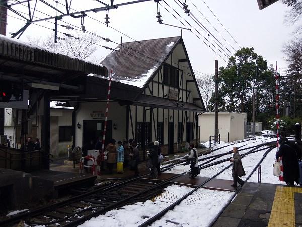 宮ノ下駅20120128