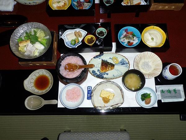 富士屋ホテル・朝食20120129