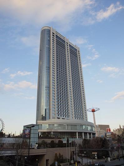 東京ドームホテル20120219